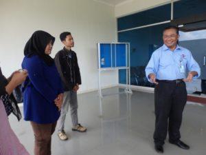 Kunjungan Ke Lab Terpadu UNDIP