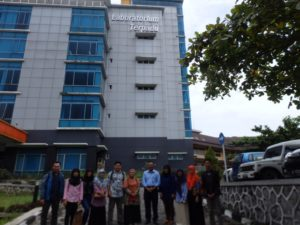 Kunjungan Plasma RG UNS ke Centre for Plasma Research UNDIP