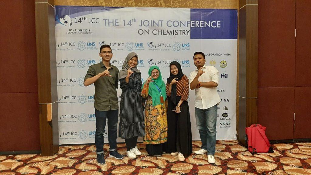 JCC |  Joint Conference on Chemistry