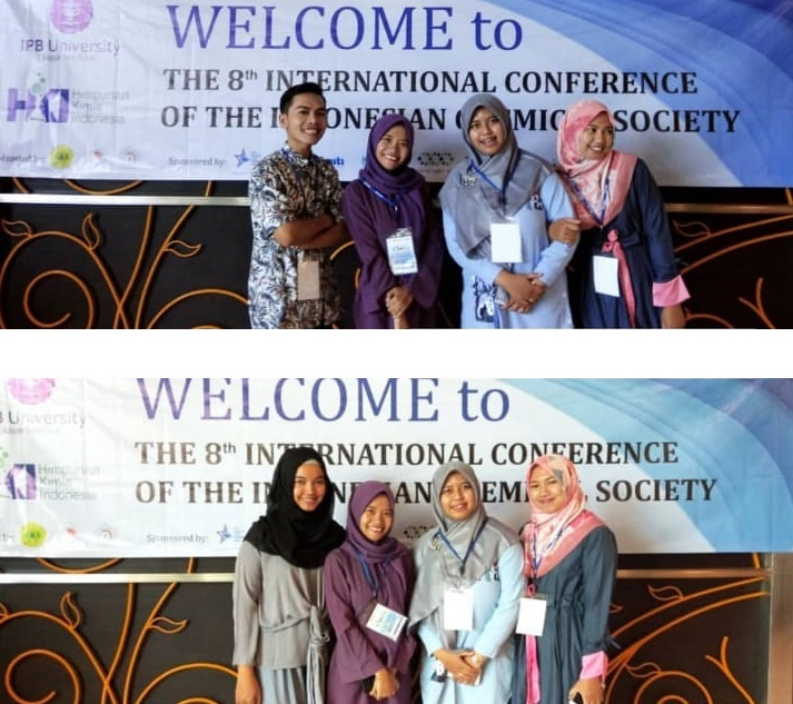 ICICs | The 8th International Conference of The Indonesian Chemical Society